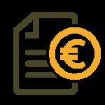 Pictogram paper money