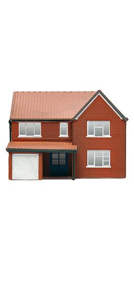 Huisje woonhuisverzekering